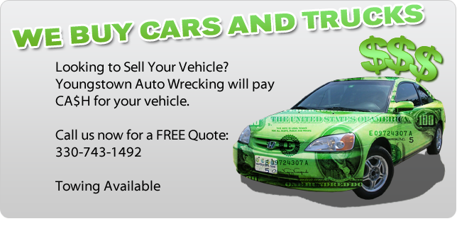 Yountstown Auto Wrecking
